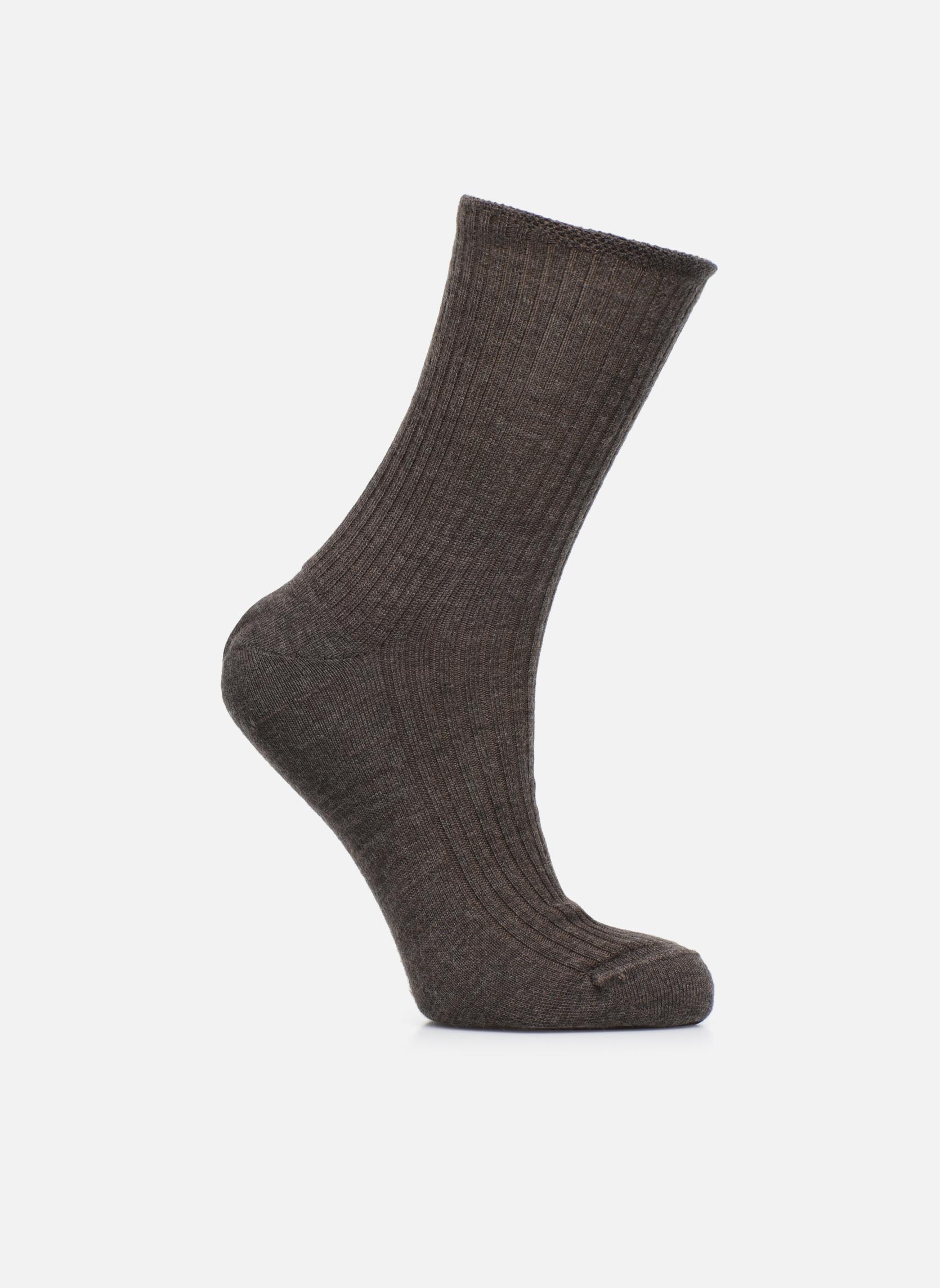 Socken INSÉPARABLE 258 - marron chiné