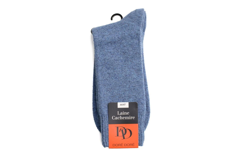 Socken DOUCEUR 419 - bleu clair