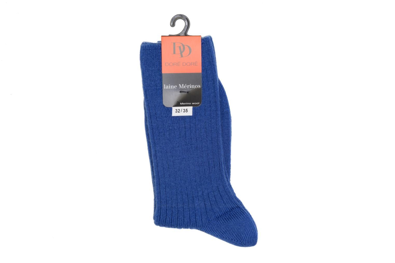 Socken AVENTURE 438 - bleu