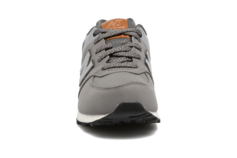 Sneakers New Balance KL574 J Grigio modello indossato