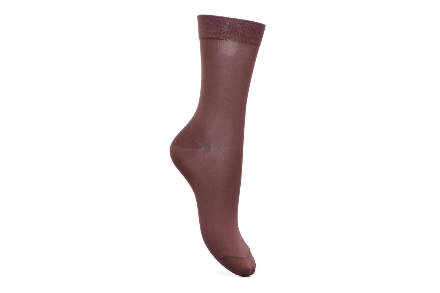 Chaussettes TOUCH 8344 MAHOGANY