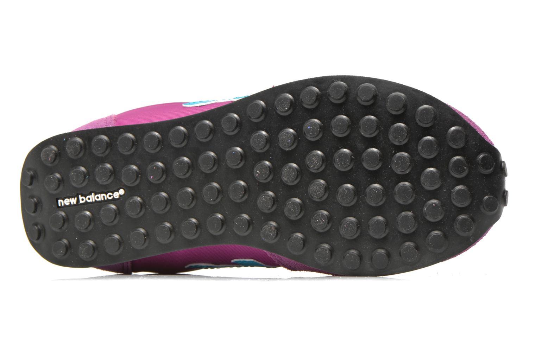 Sneaker New Balance KL410 J lila ansicht von oben