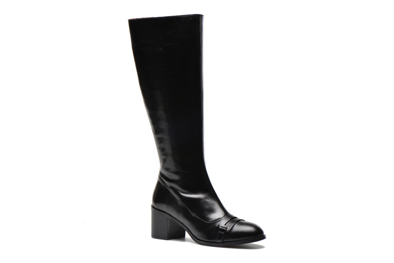 Grandes descuentos últimos zapatos Georgia Rose Honey Chile (Negro) - Botas Descuento