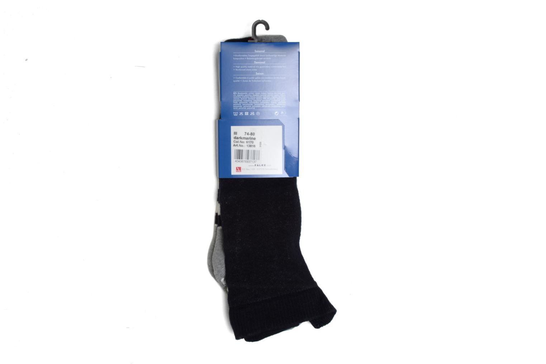 Chaussettes et collants Falke Collant CRAWLER 2 Bleu vue portées chaussures