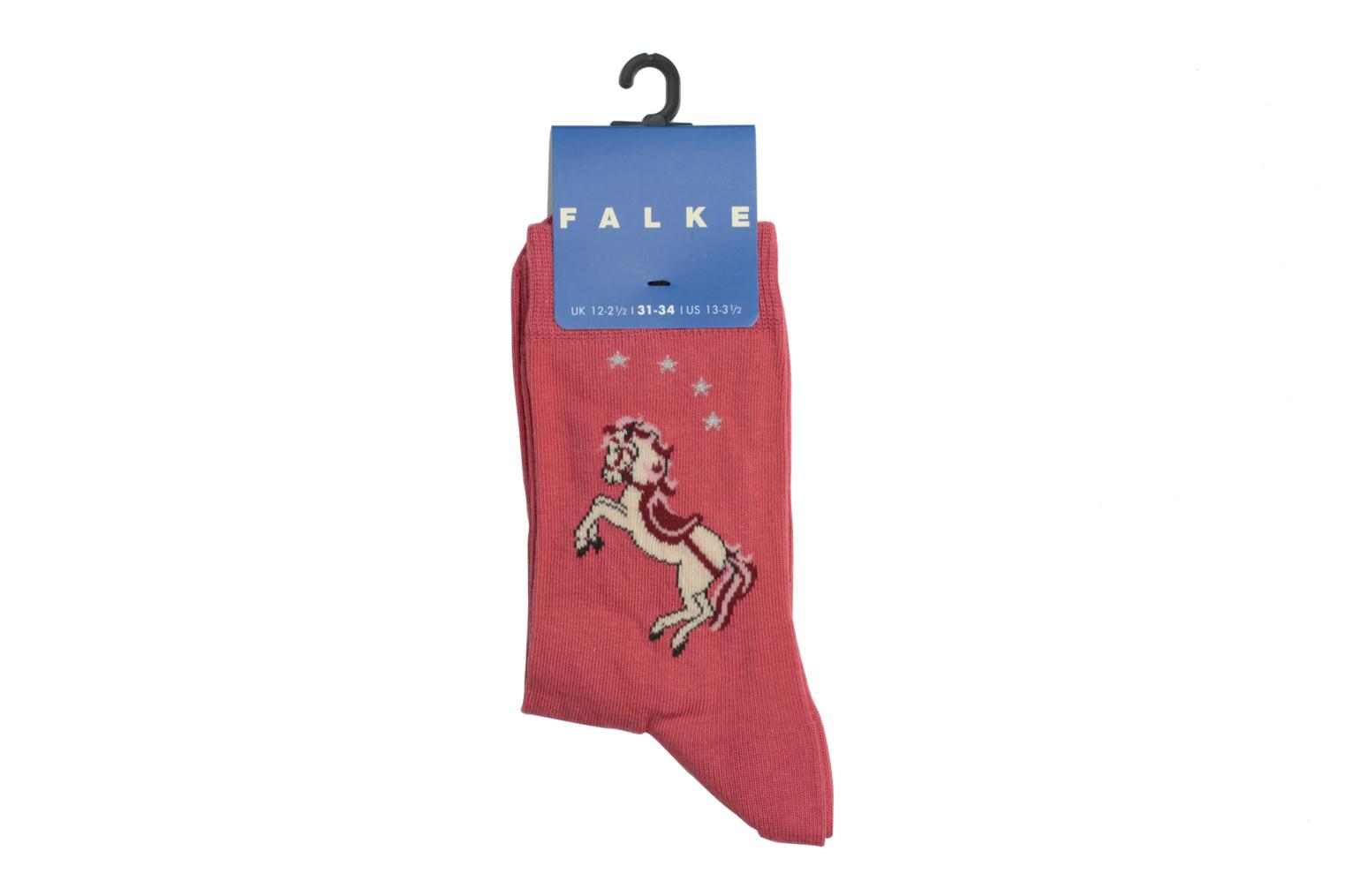 Chaussettes PONEY 8636 rose