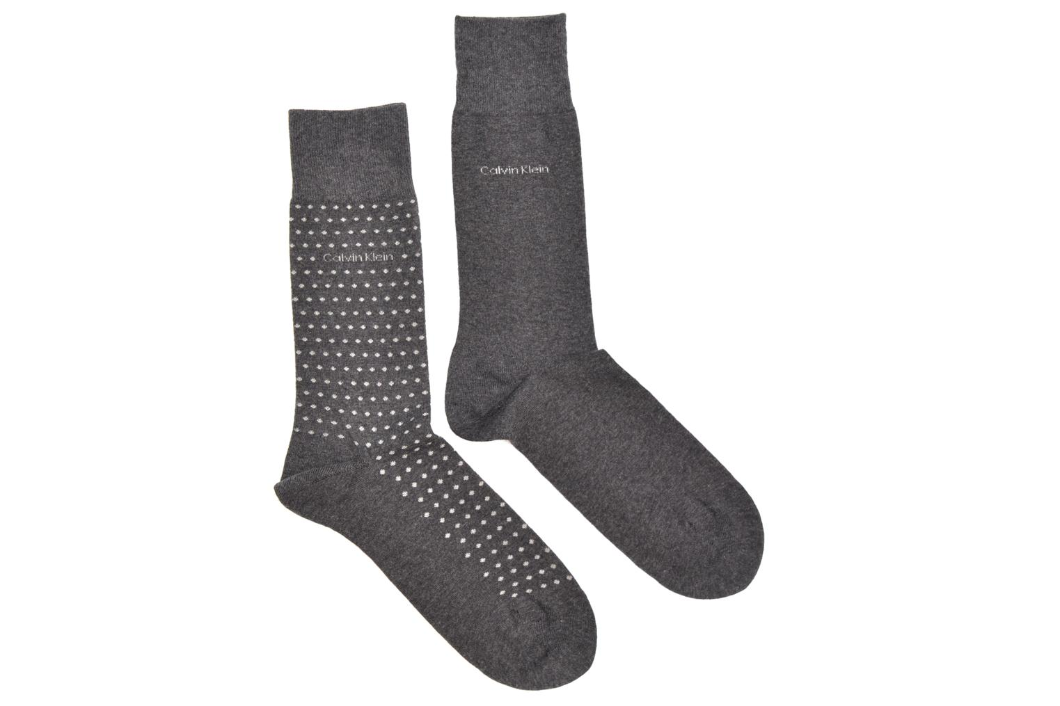 Socken DOTS 2er-Pack 387 GRAPHITE