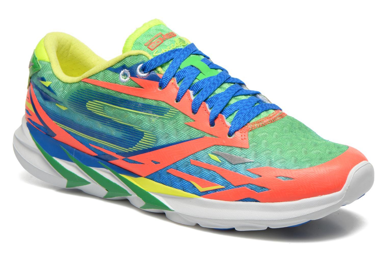Zapatillas de deporte Skechers Go MEB Speed 3 14000 Multicolor vista de  detalle / par