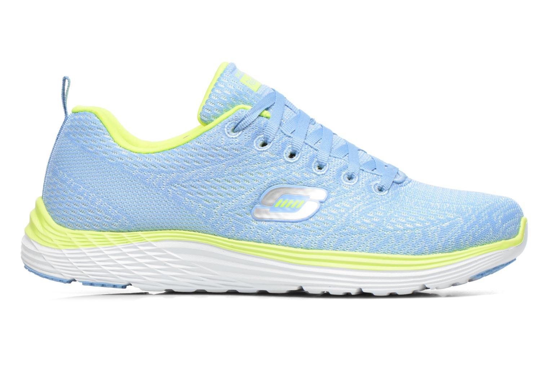 Chaussures de sport Skechers Valeris 12135 Bleu vue derrière