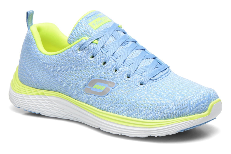 Chaussures de sport Skechers Valeris 12135 Bleu vue détail/paire