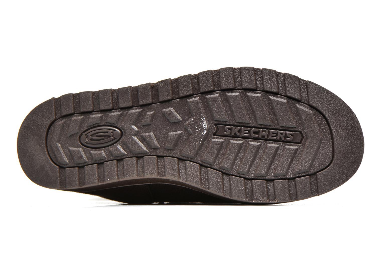 Boots en enkellaarsjes Skechers Keepsakes Leather-Esque 48367 Bruin boven