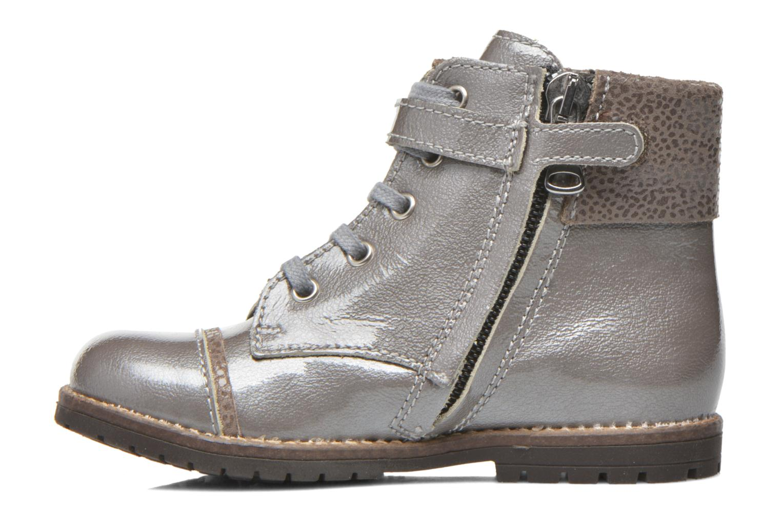 Ankle boots Little Mary Tresor Grey front view