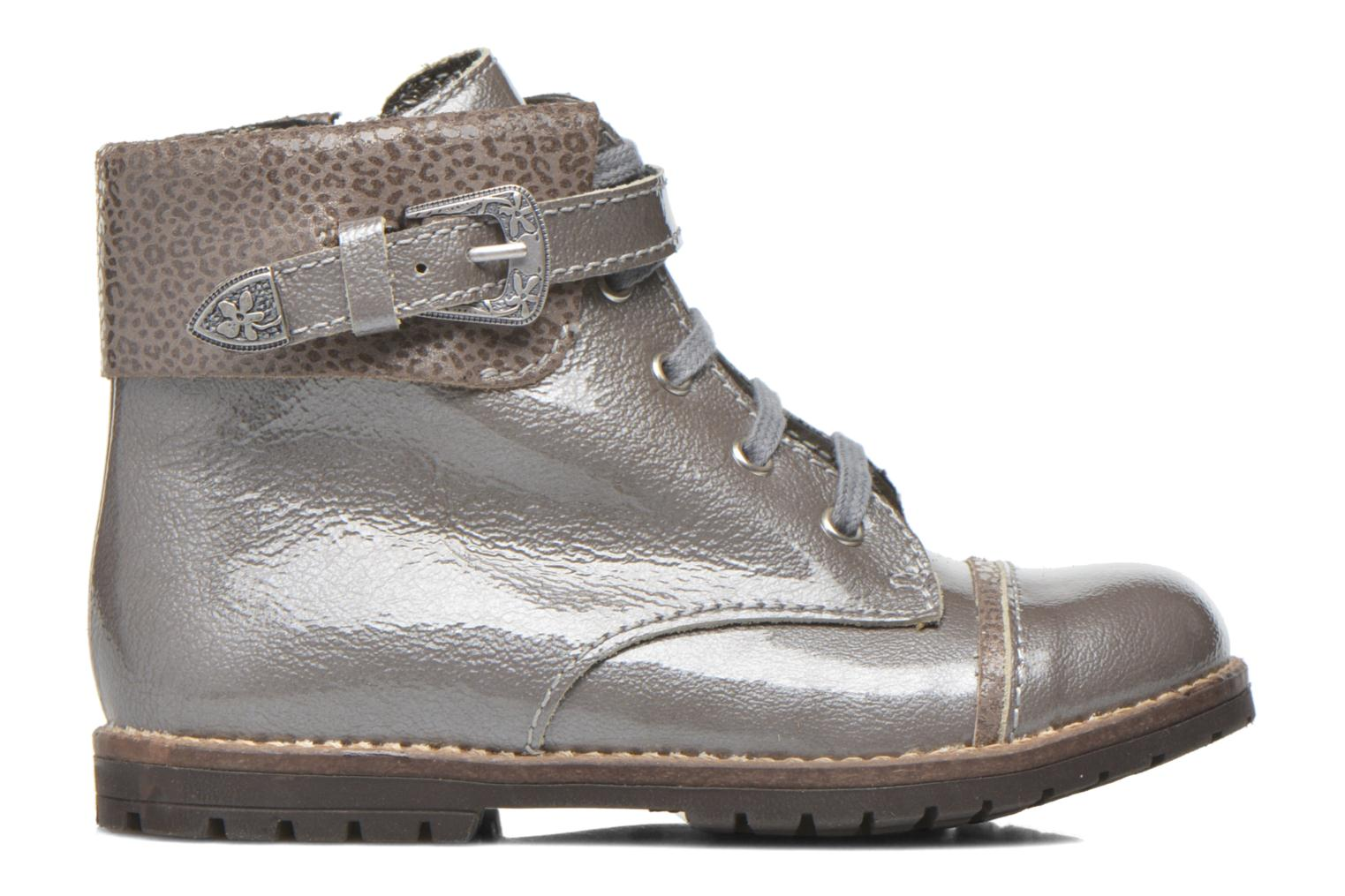 Ankle boots Little Mary Tresor Grey back view