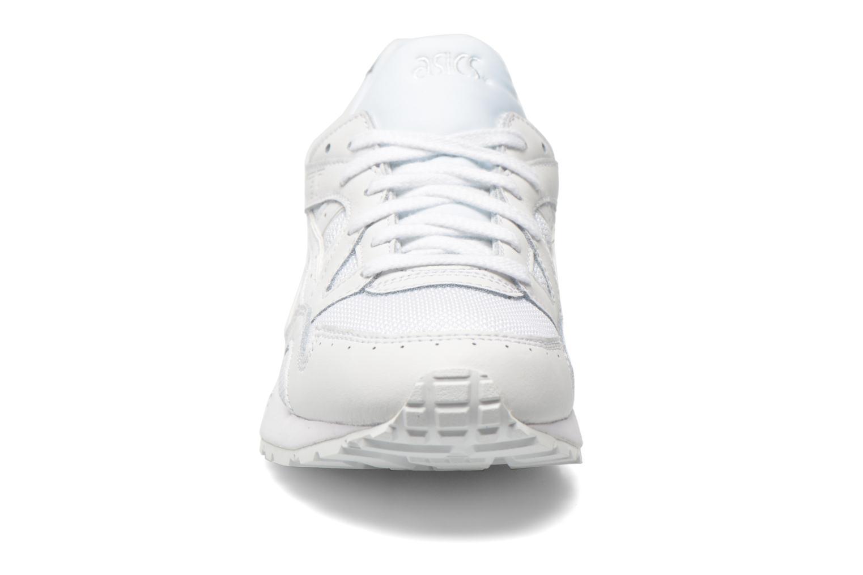 Sneaker Asics Gel-Lyte V W weiß schuhe getragen