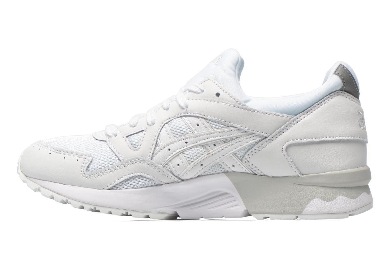 Sneaker Asics Gel-Lyte V W weiß ansicht von vorne