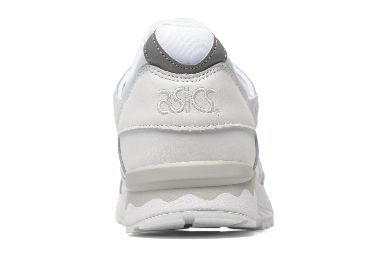 Sneaker Asics Gel-Lyte V W weiß ansicht von rechts