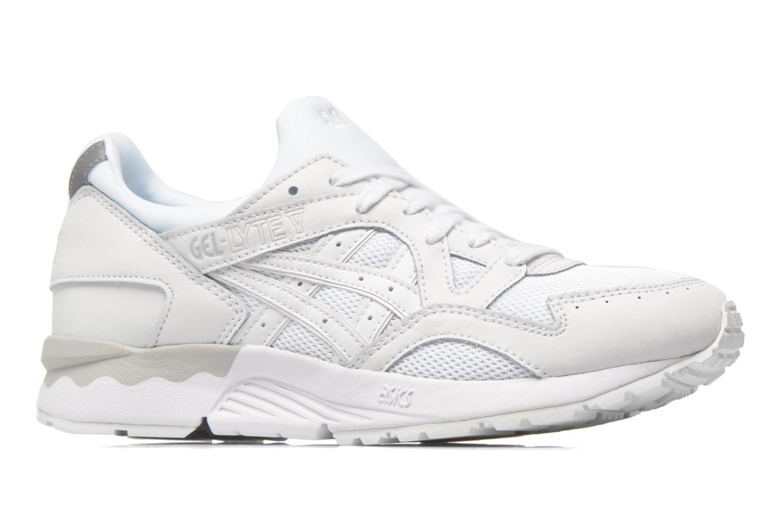 Sneaker Asics Gel-Lyte V W weiß ansicht von hinten