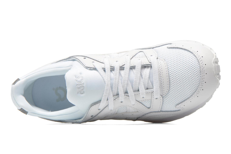 Sneaker Asics Gel-Lyte V W weiß ansicht von links