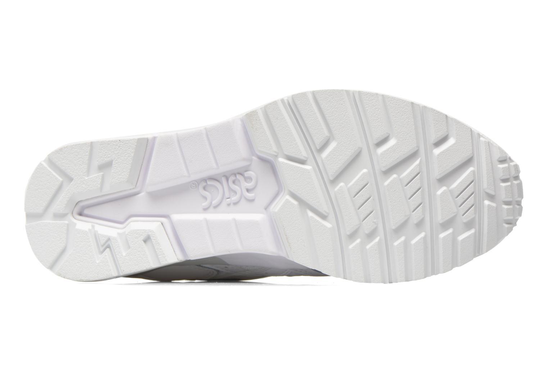 Baskets Asics Gel-Lyte V W Blanc vue haut