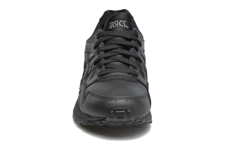Sneaker Asics Gel-Lyte V W schwarz schuhe getragen
