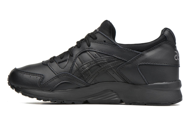 Sneaker Asics Gel-Lyte V W schwarz ansicht von vorne