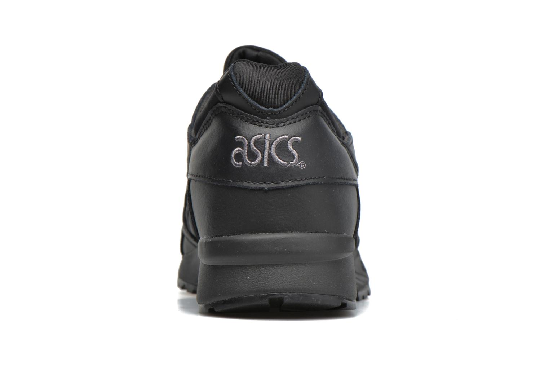 Sneaker Asics Gel-Lyte V W schwarz ansicht von rechts