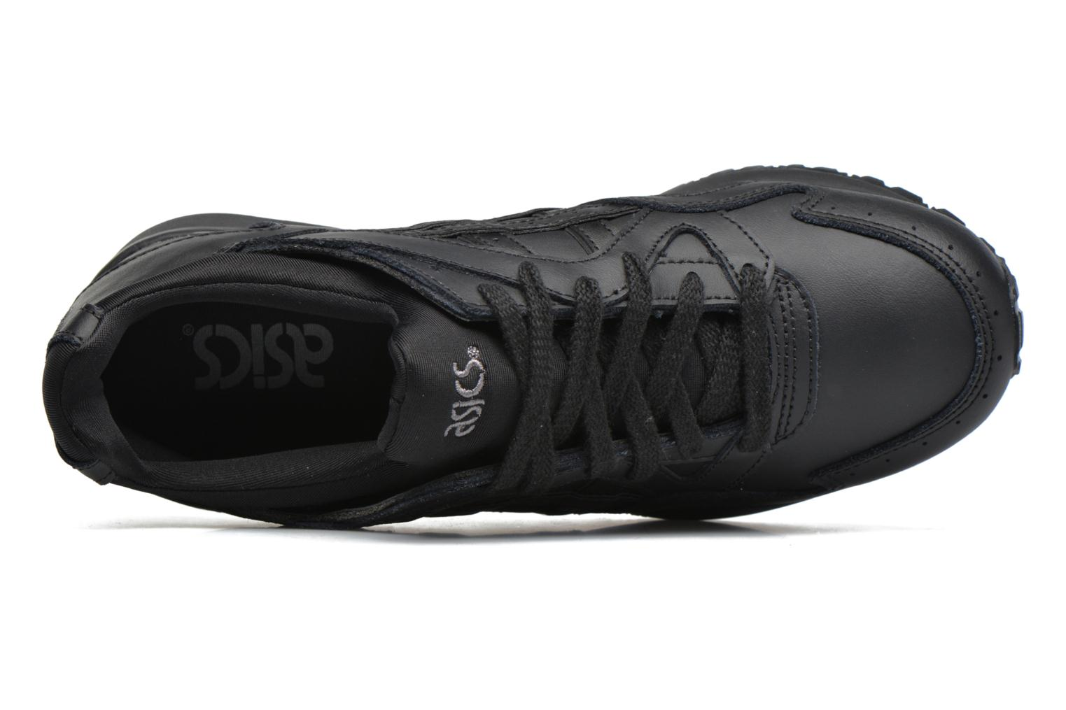 Trainers Asics Gel-Lyte V W Black view from the left