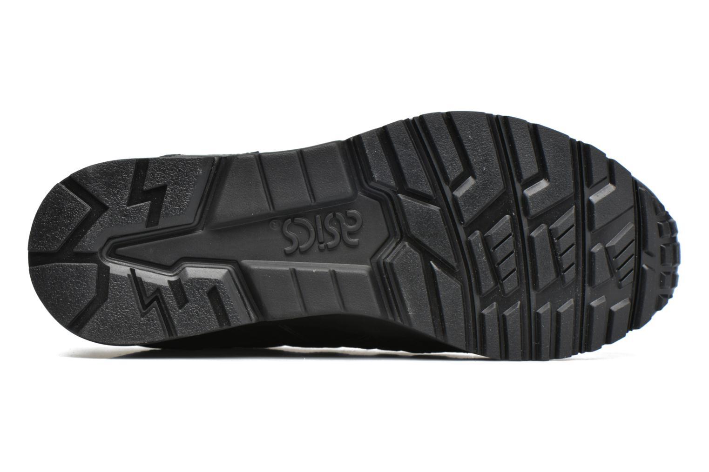 Sneaker Asics Gel-Lyte V W schwarz ansicht von oben