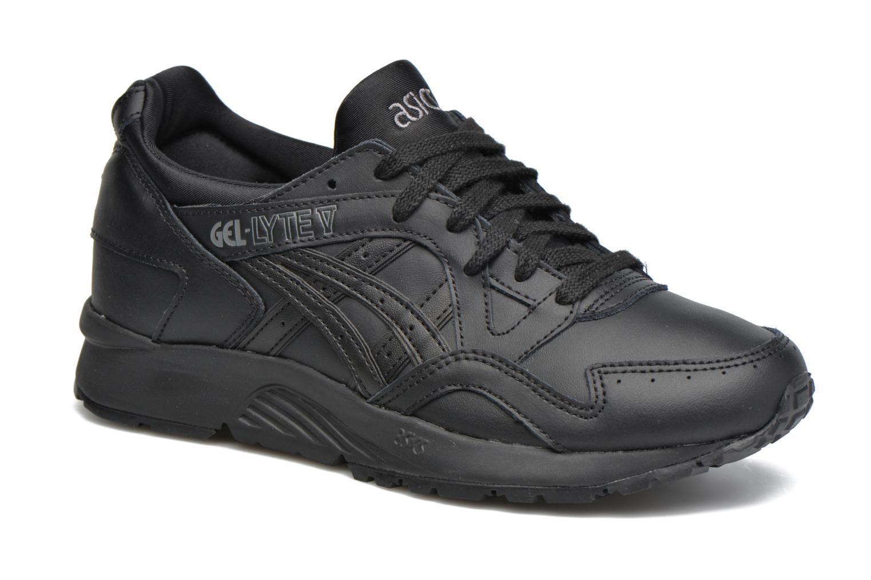Sneakers Asics Gel-Lyte V W Sort detaljeret billede af skoene