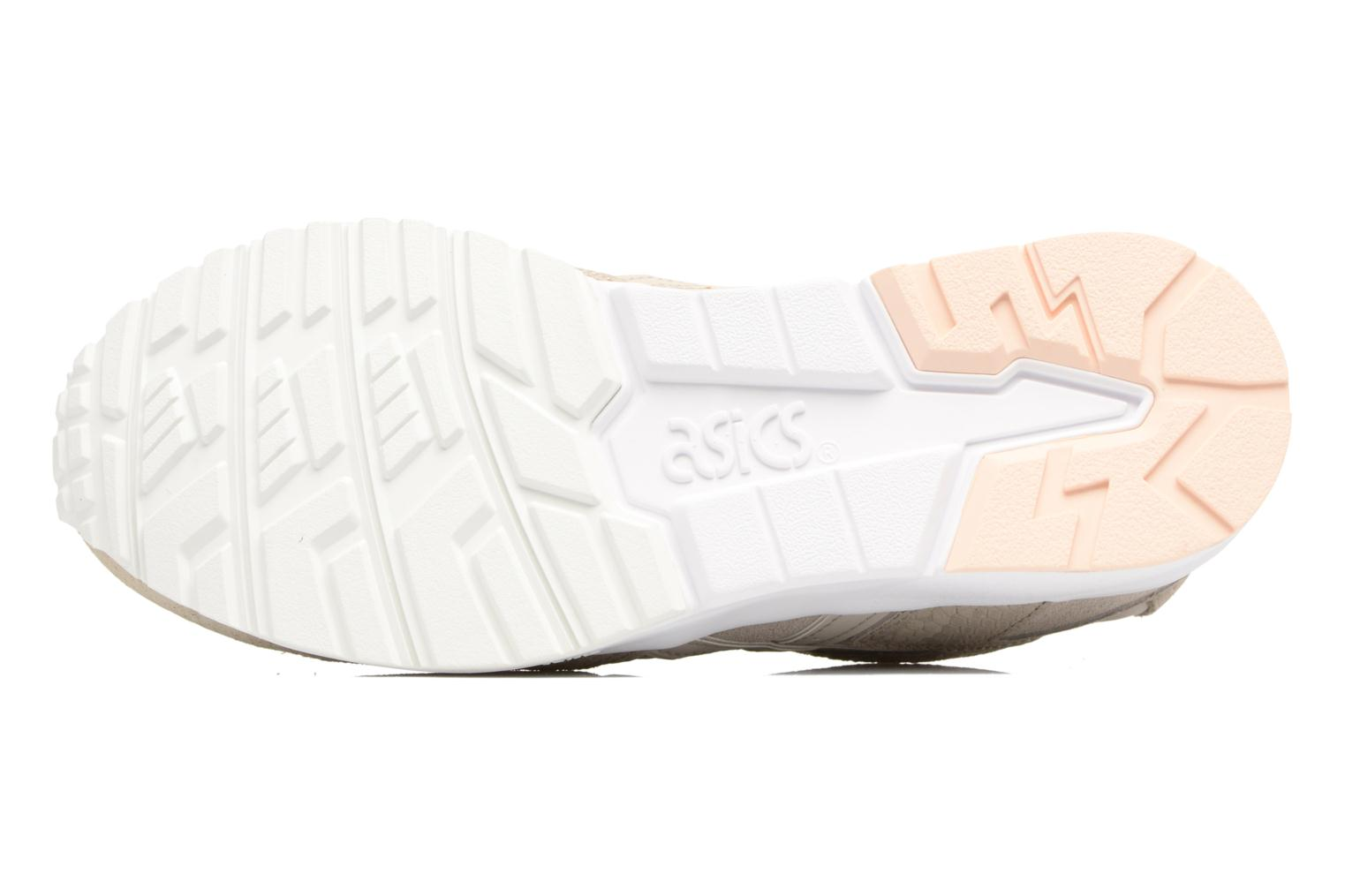 Trainers Asics Gel-Lyte V W Beige view from above