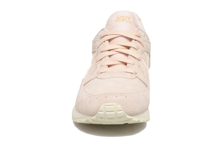 Sneaker Asics Gel-Lyte V W beige schuhe getragen