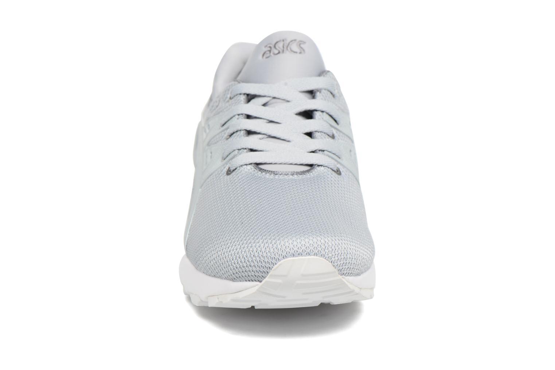 Sneaker Asics Gel-Kayano Trainer Evo grau schuhe getragen