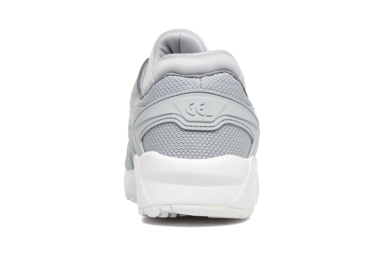 Sneaker Asics Gel-Kayano Trainer Evo grau ansicht von rechts