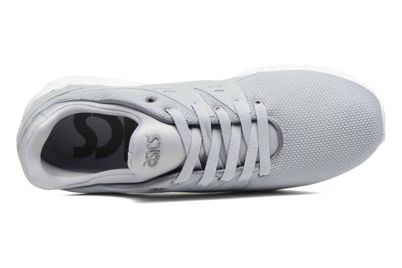 Sneaker Asics Gel-Kayano Trainer Evo grau ansicht von links