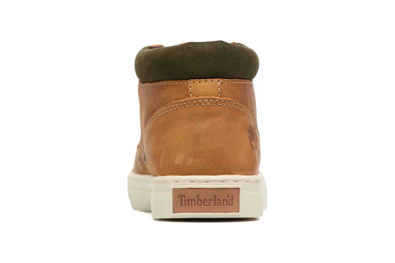 Sneaker Timberland Adventure 2.0 Cupsole Chukka braun ansicht von rechts