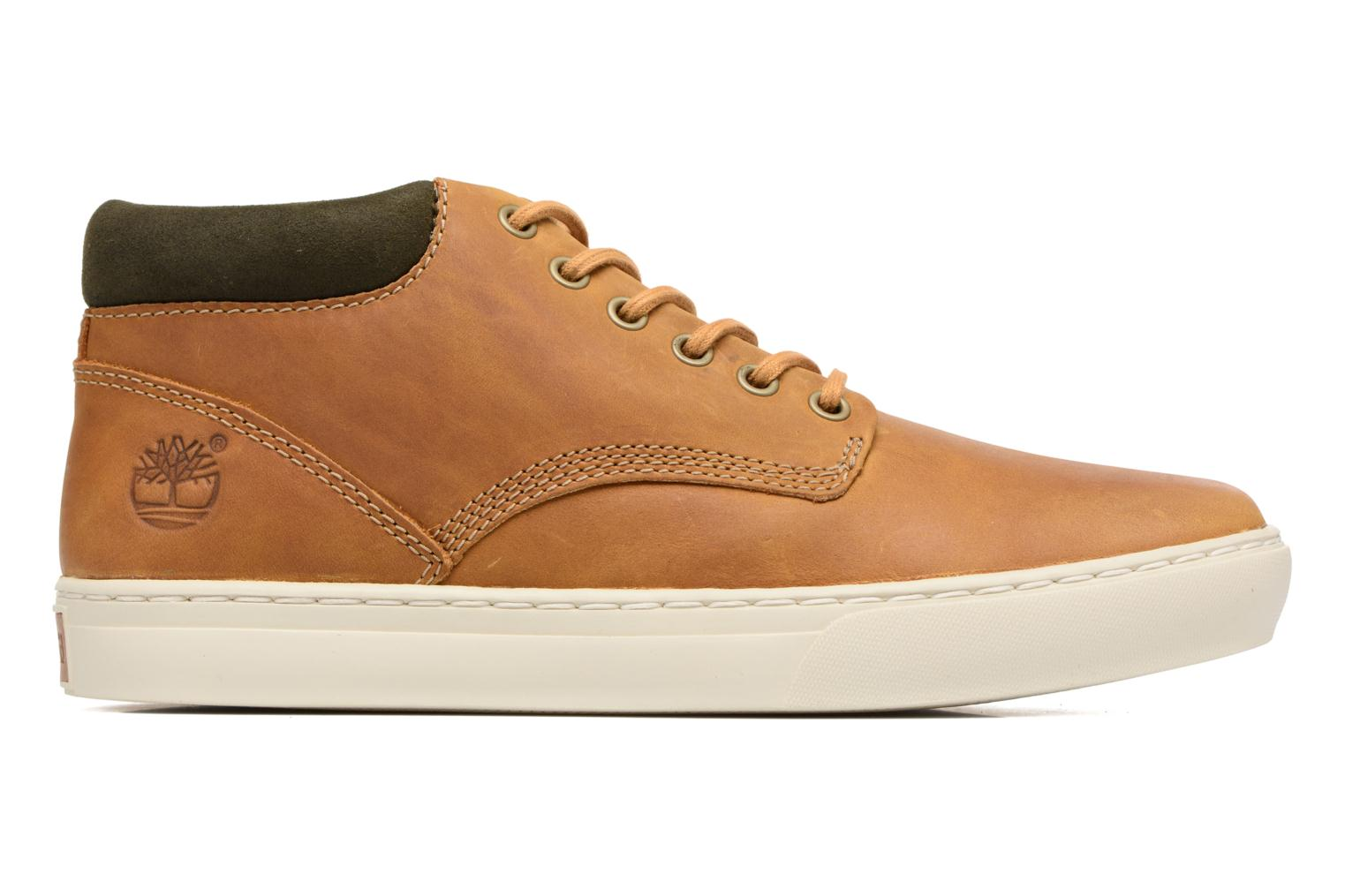 Trainers Timberland Adventure 2.0 Cupsole Chukka Brown back view