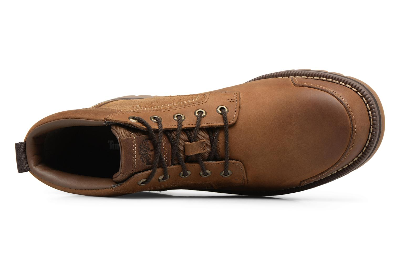 Larchmont Chukka Oakwood FG and Suede