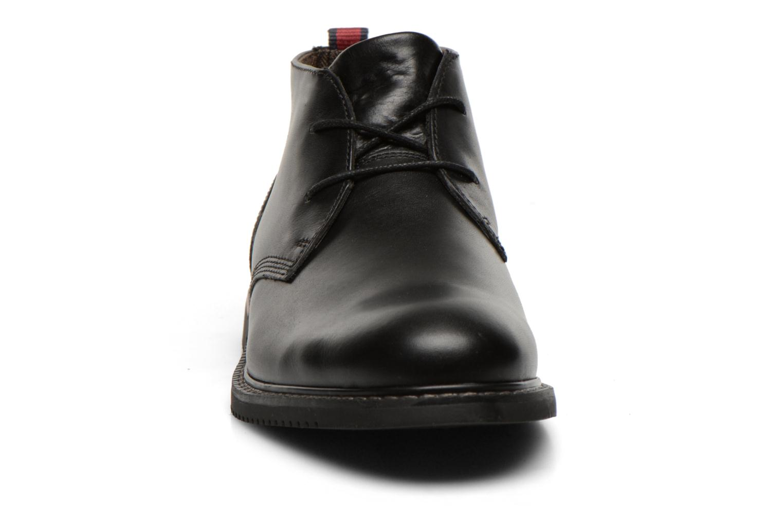 Chaussures à lacets Timberland Brook Park Chukka Noir vue portées chaussures