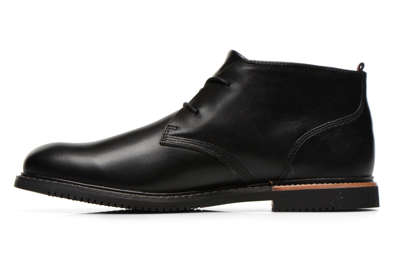 Chaussures à lacets Timberland Brook Park Chukka Noir vue face