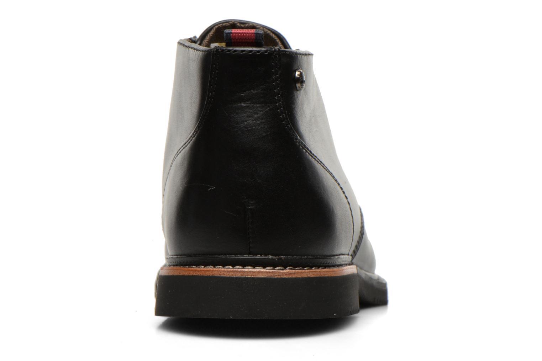 Chaussures à lacets Timberland Brook Park Chukka Noir vue droite