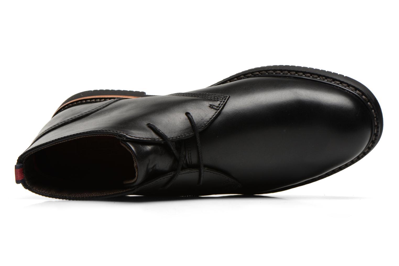Chaussures à lacets Timberland Brook Park Chukka Noir vue gauche
