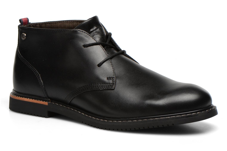 Snøresko Timberland Brook Park Chukka Sort detaljeret billede af skoene