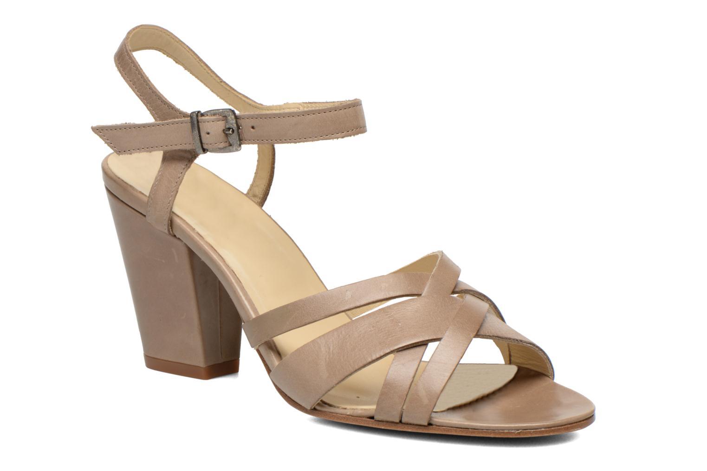 Grandes descuentos últimos zapatos (Beige) Elizabeth Stuart Borel 304 (Beige) zapatos - Sandalias Descuento 6318c8