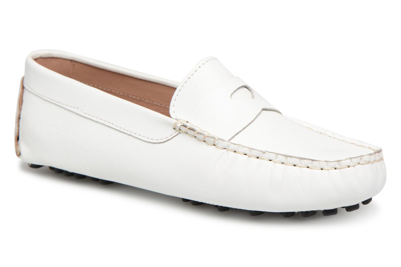 Descuento de la marca Elizabeth Stuart Diana 830 (Blanco) - Mocasines en Más cómodo