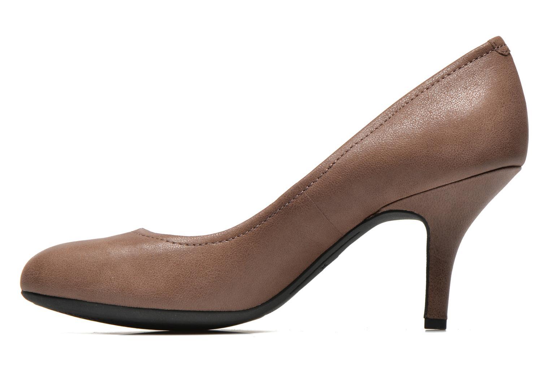 Zapatos de tacón Geox D Donyale D Marrón vista de frente