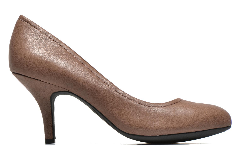 Zapatos de tacón Geox D Donyale D Marrón vistra trasera