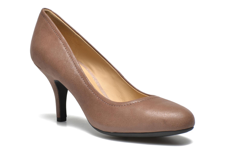 Zapatos de tacón Geox D Donyale D Marrón vista de detalle / par