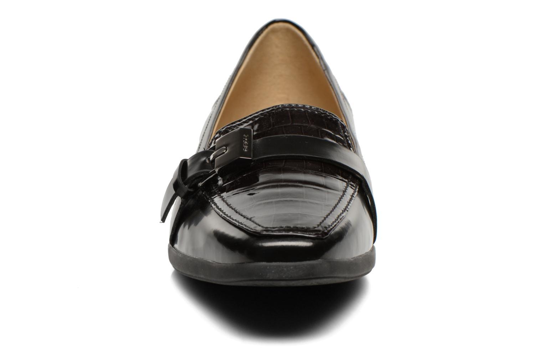 Mocassins Geox D Kalinda A Noir vue portées chaussures