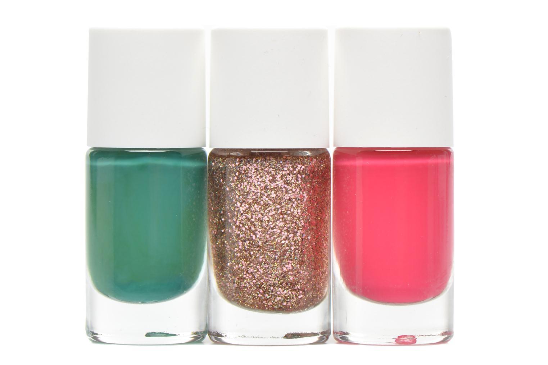 Soins et beauté des pieds Nailmatic Coffret vernis Heart of Grass Multicolore vue détail/paire