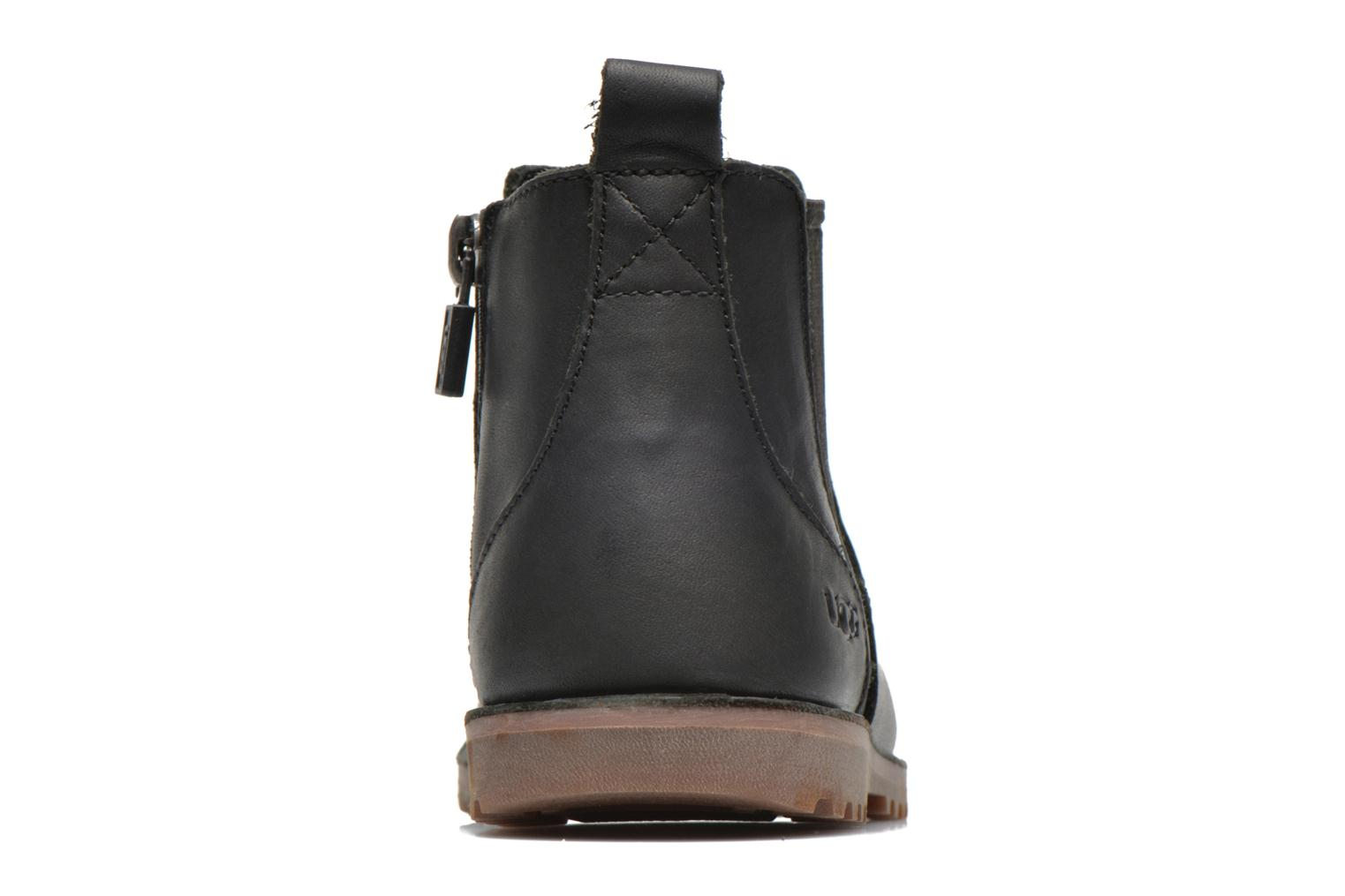 Ankle boots UGG T Callum Black view from the right