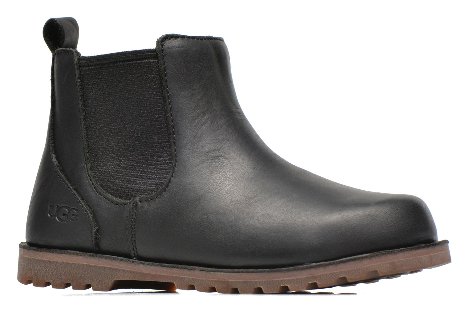 Ankle boots UGG T Callum Black back view